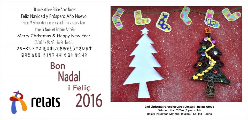 Relats Group - Postal Nadal 2015 - marc
